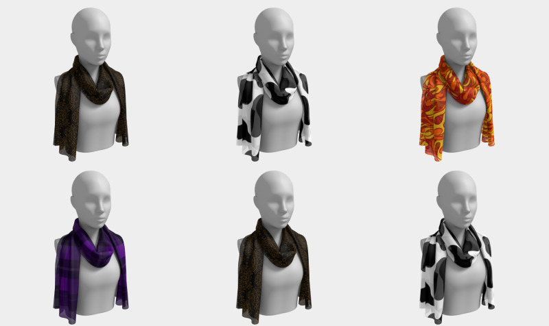 Long Scarf preview