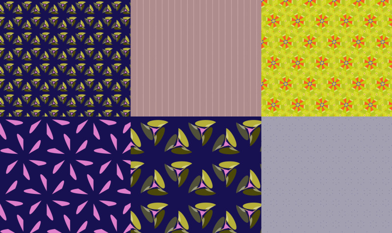 Fabrics preview