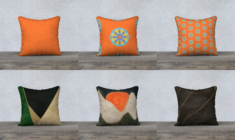 Pillows preview