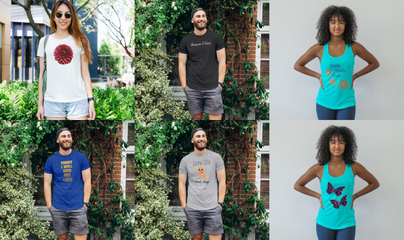 Aperçu de T-Shirts