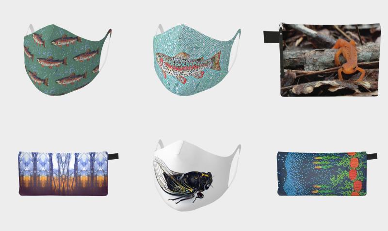 Aperçu de blue ridge collection