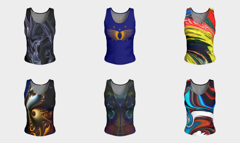 Fitted Tanks preview