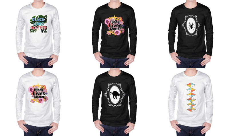 Long Sleeve T-Shirts preview