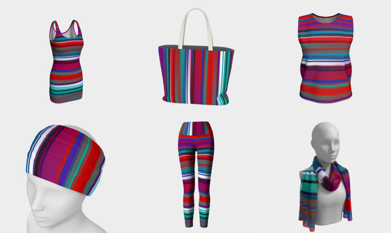 Colorful Stripes preview