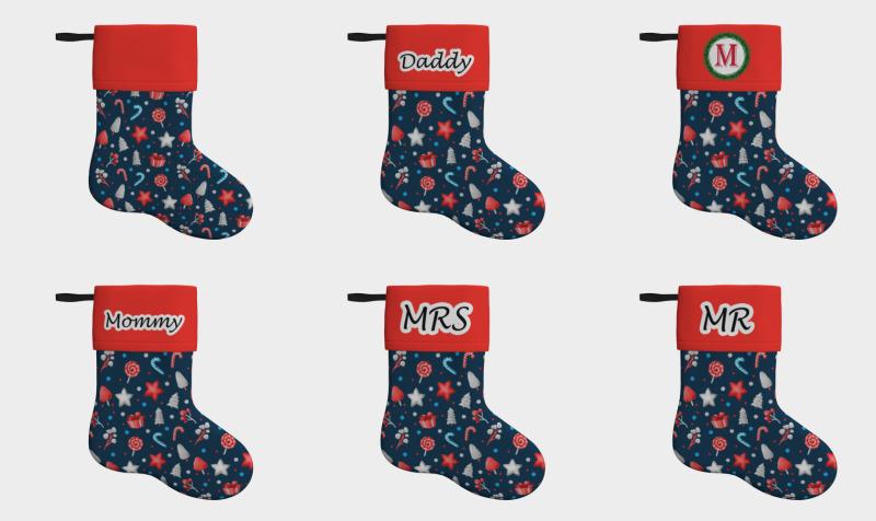 Aperçu de  Christmas Stockings