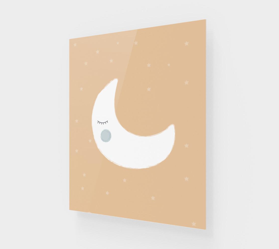 Aperçu de luna orange #1