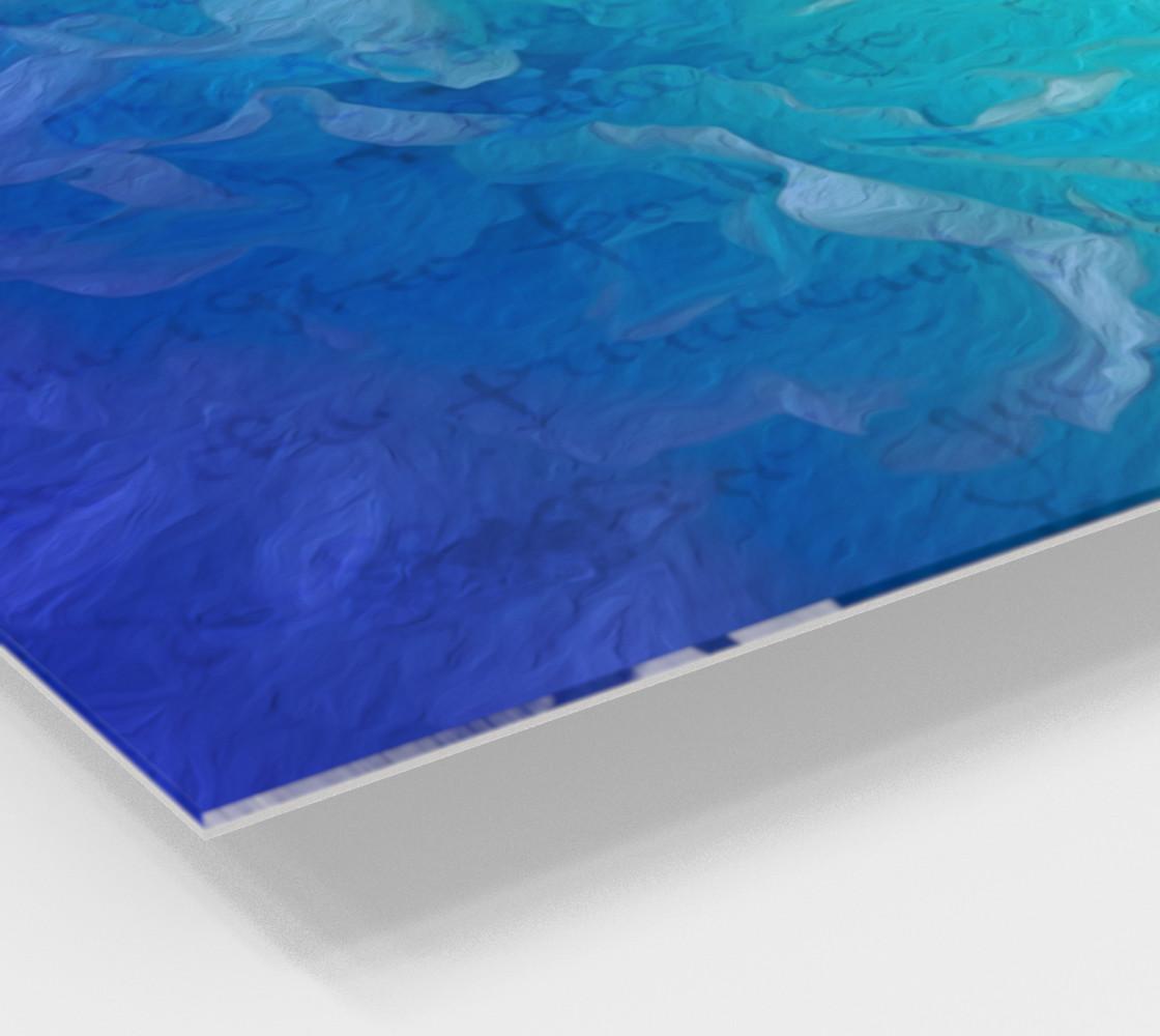 Aperçu de Blue I So Hope 20 x 16 Print #2