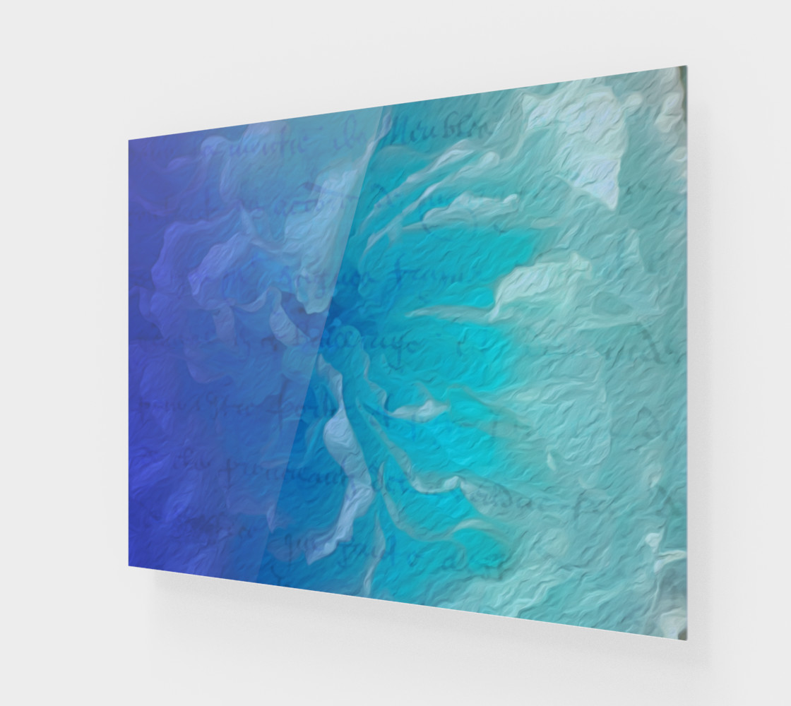 Aperçu de Blue I So Hope 20 x 16 Print #1