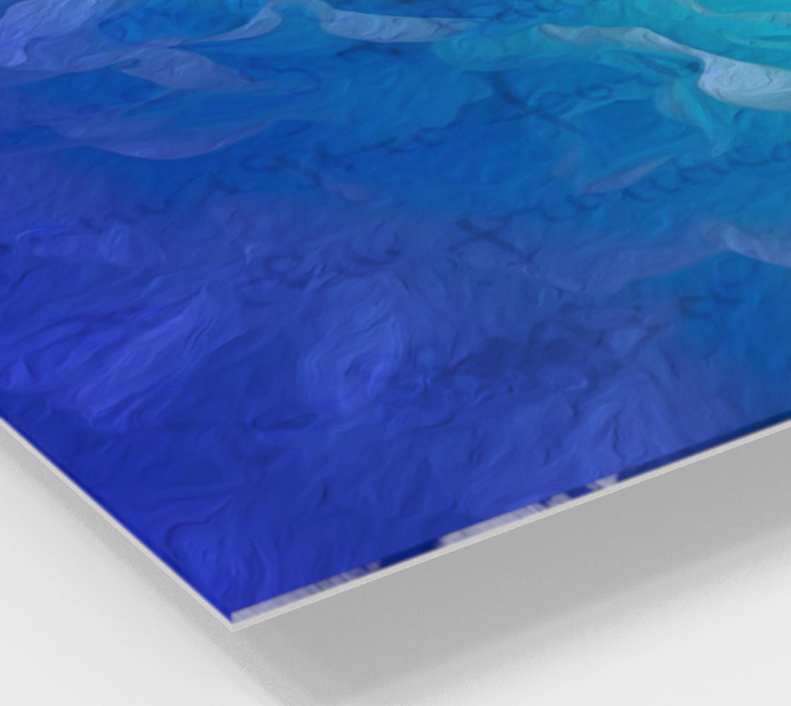 Aperçu de Blue I So Hope 16 x 20 Print #2
