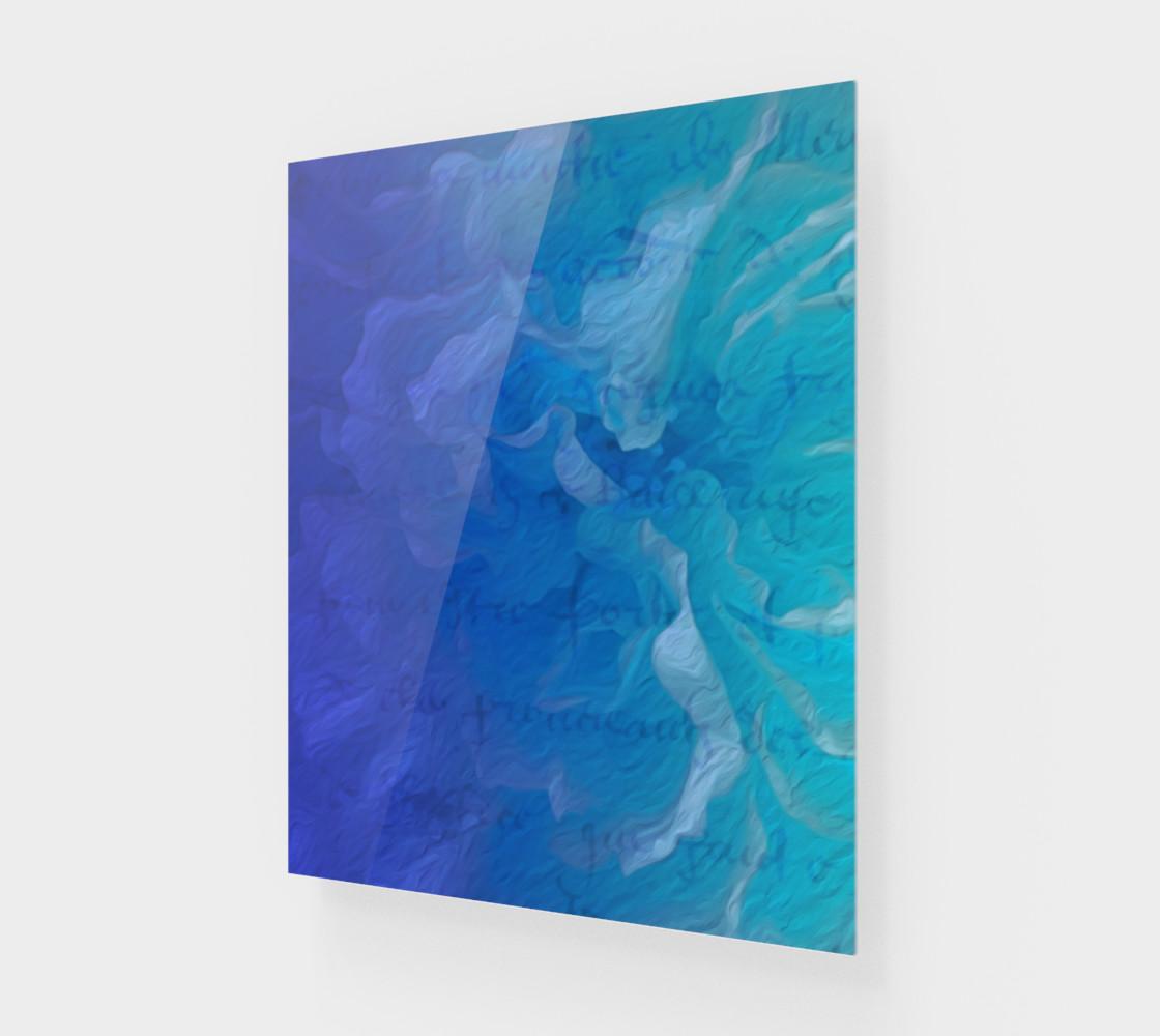 Aperçu de Blue I So Hope 16 x 20 Print #1