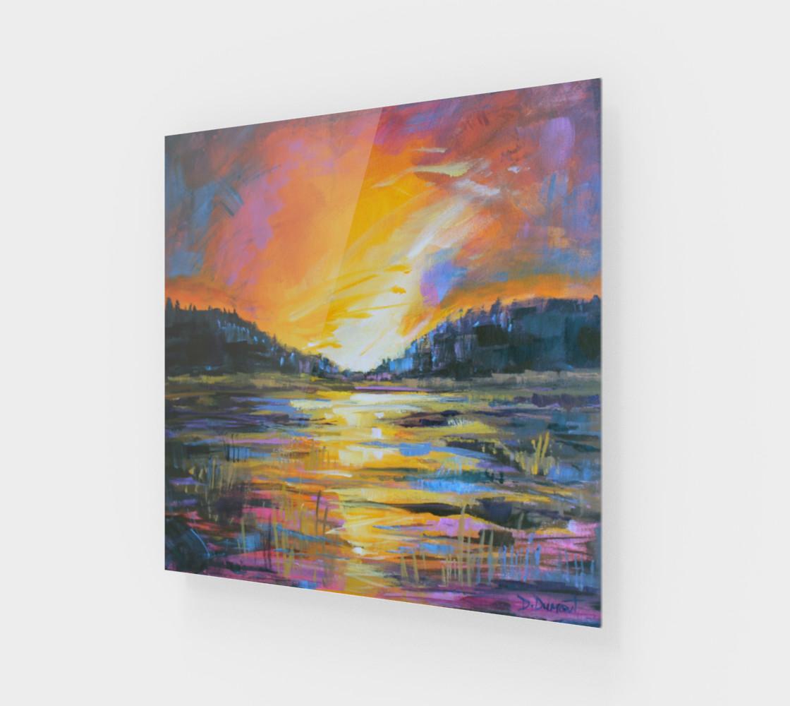Aperçu de Lumière sur le fleuve #1