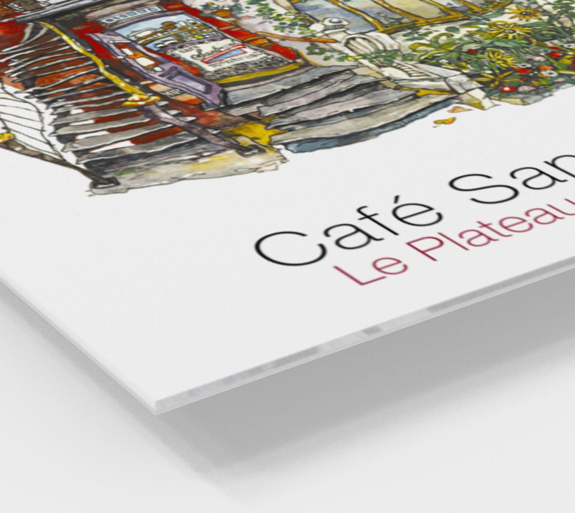 Aperçu de Cafe Santropol - Saint - Urbain & Duluth #2