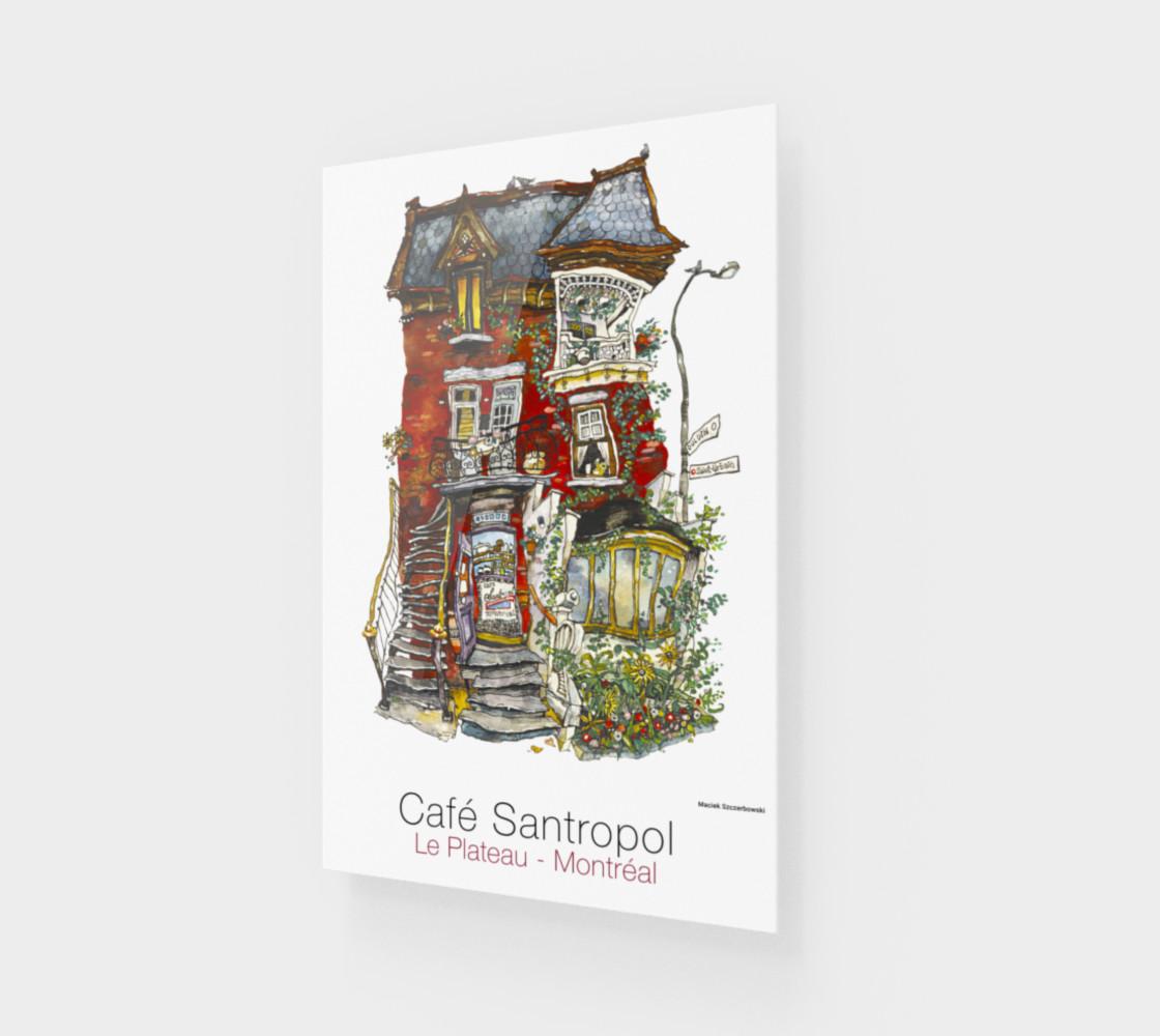 Aperçu de Cafe Santropol - Saint - Urbain & Duluth #1