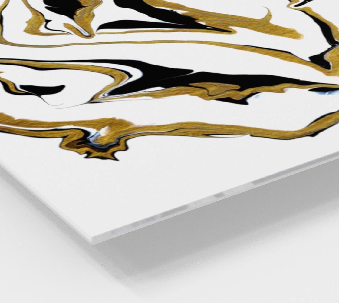 Aperçu de Gold And Black Opulence #2