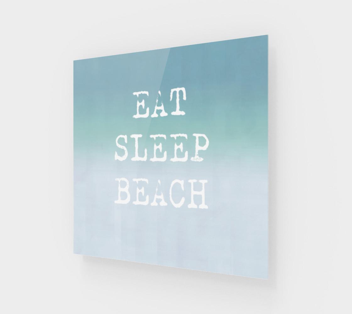 Eat, Sleep, Beach preview #1