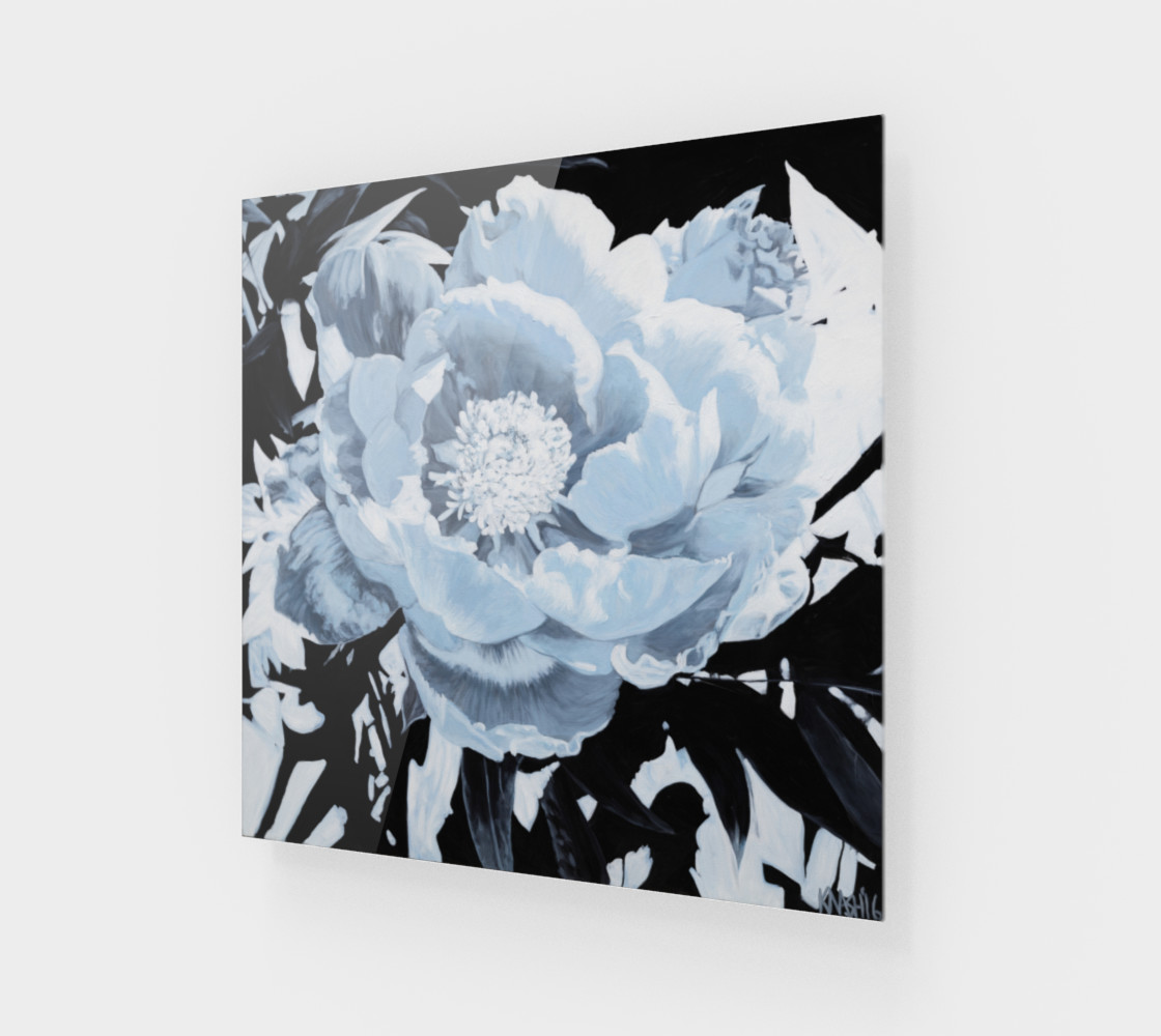 Peony For Your Thoughts-KNASH'16- Fine Art Print preview #1