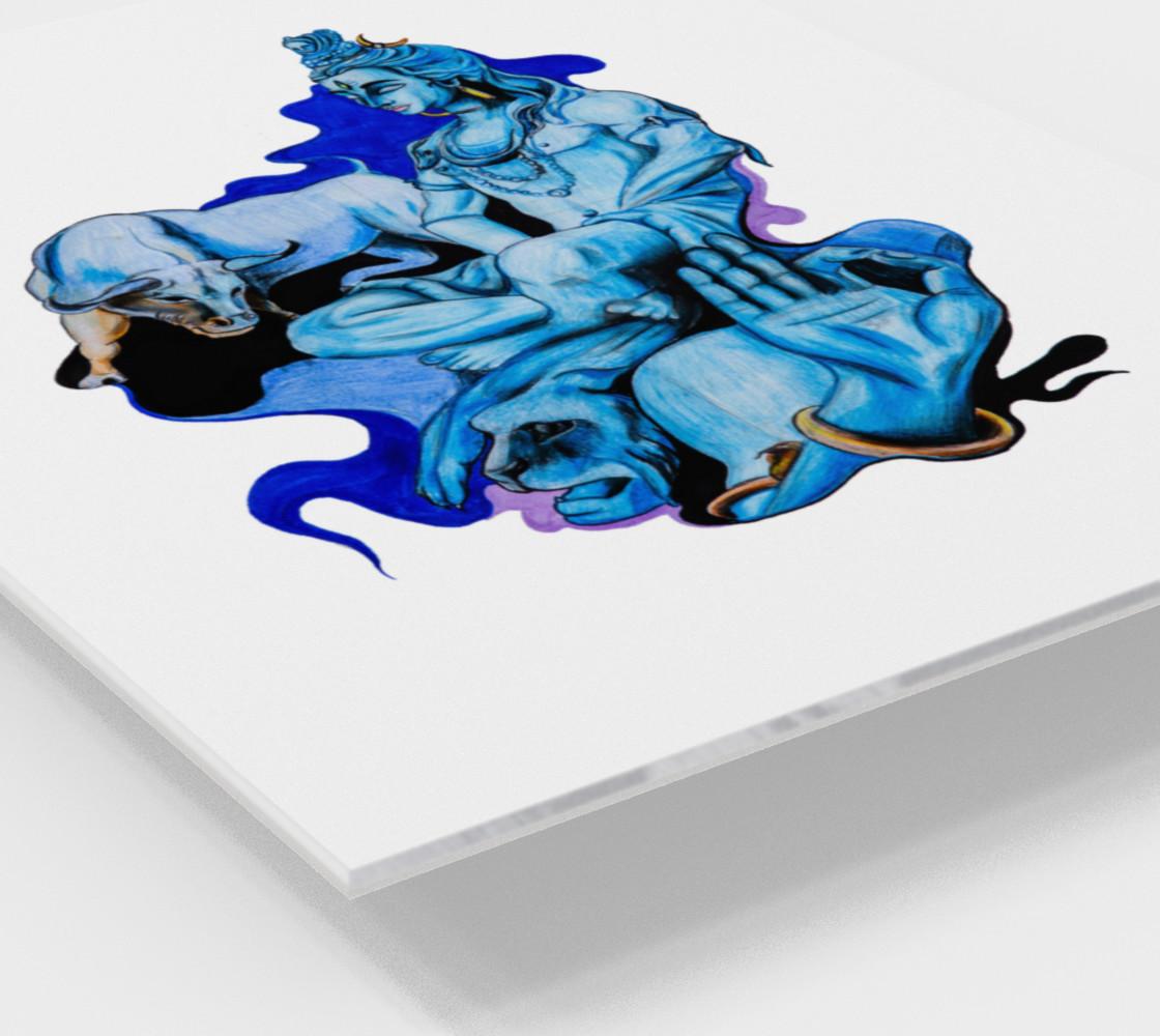 Shiva art preview #2