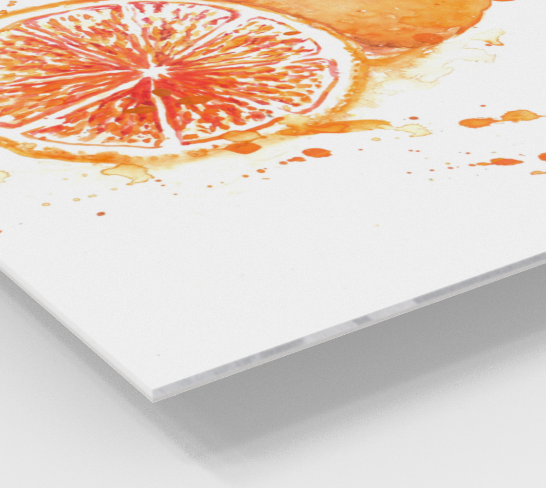 Fresh orange preview #2