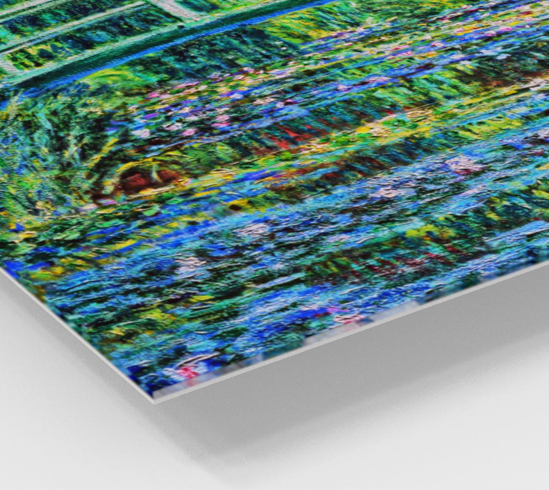 Aperçu de Monet - Water Lily Pond #2