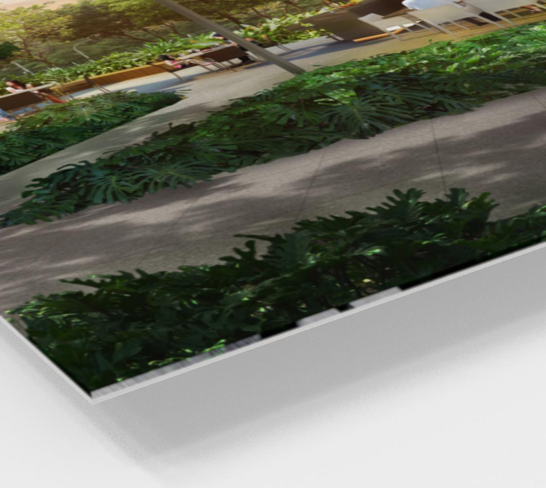 modern art wood preview #2