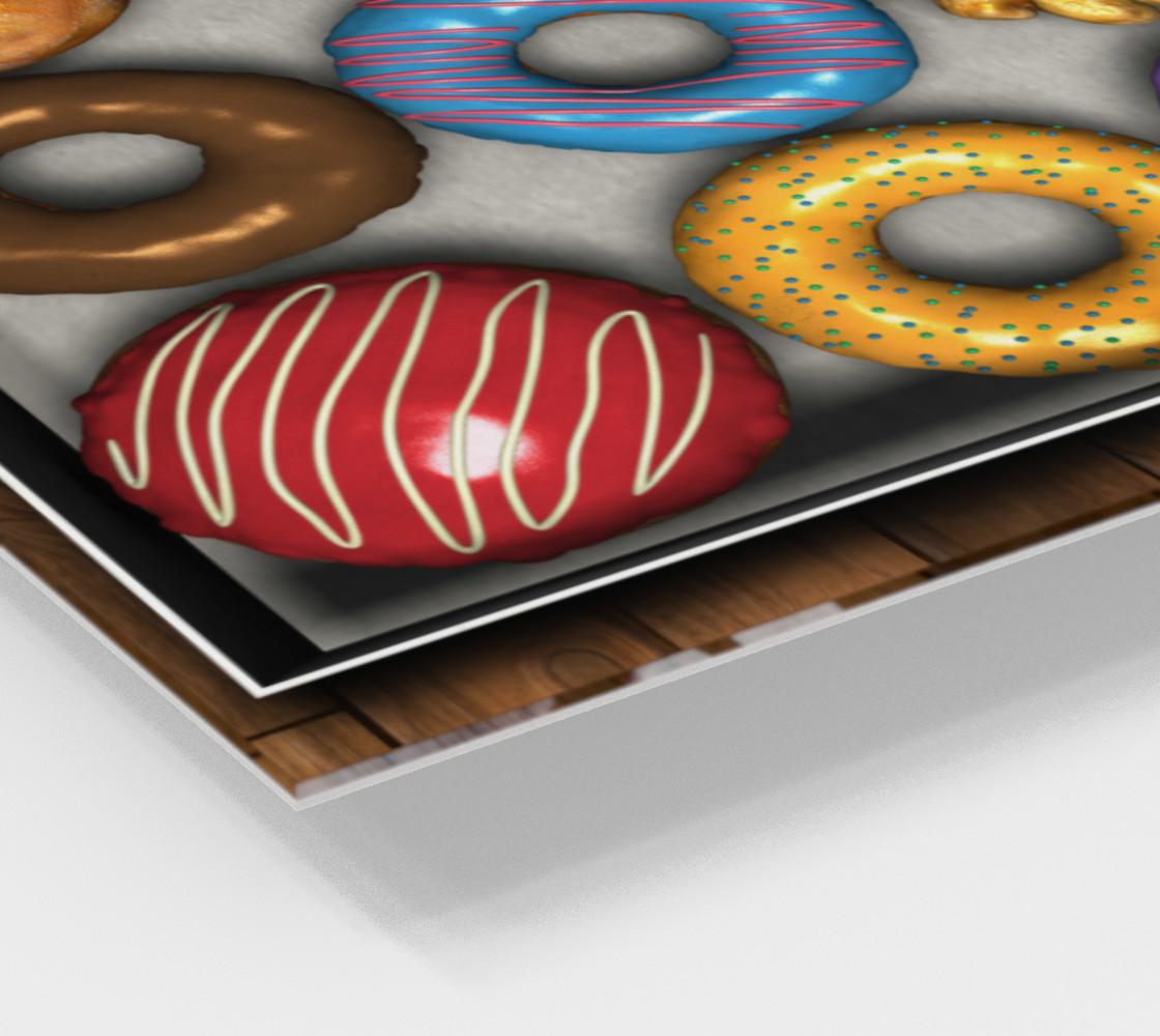 Box of Doughnuts preview #2