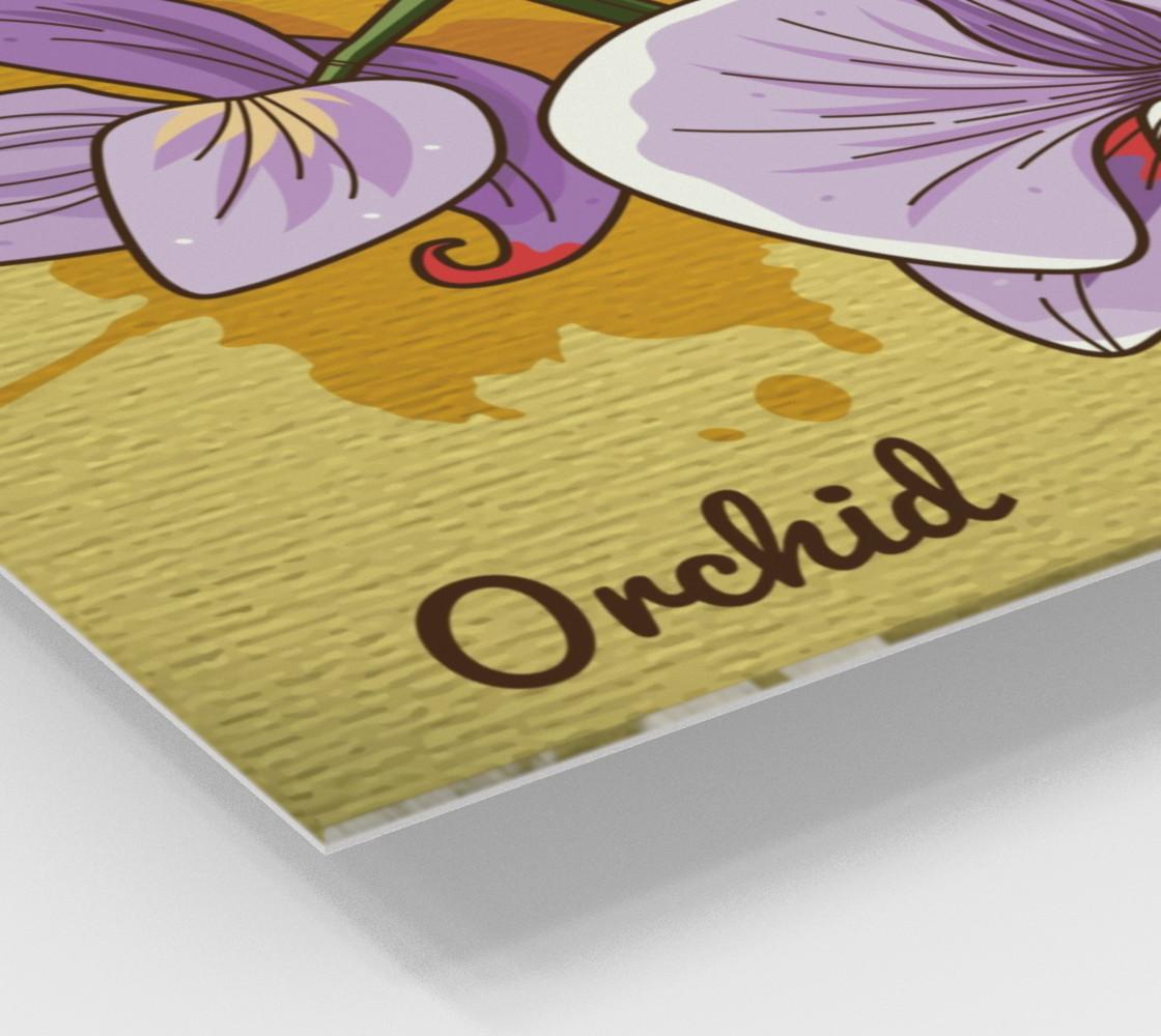 Aperçu de Elegant Orchid #2