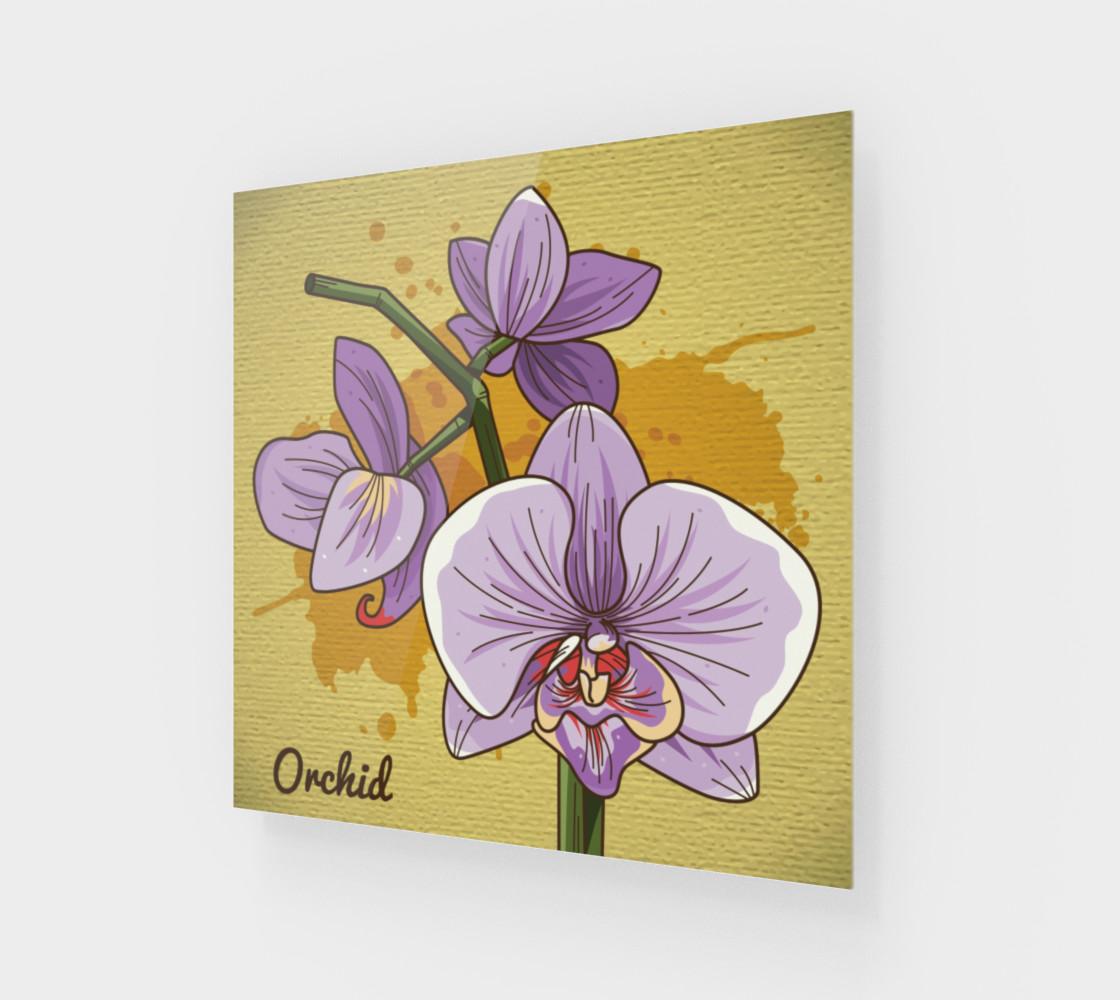 Aperçu de Elegant Orchid #1