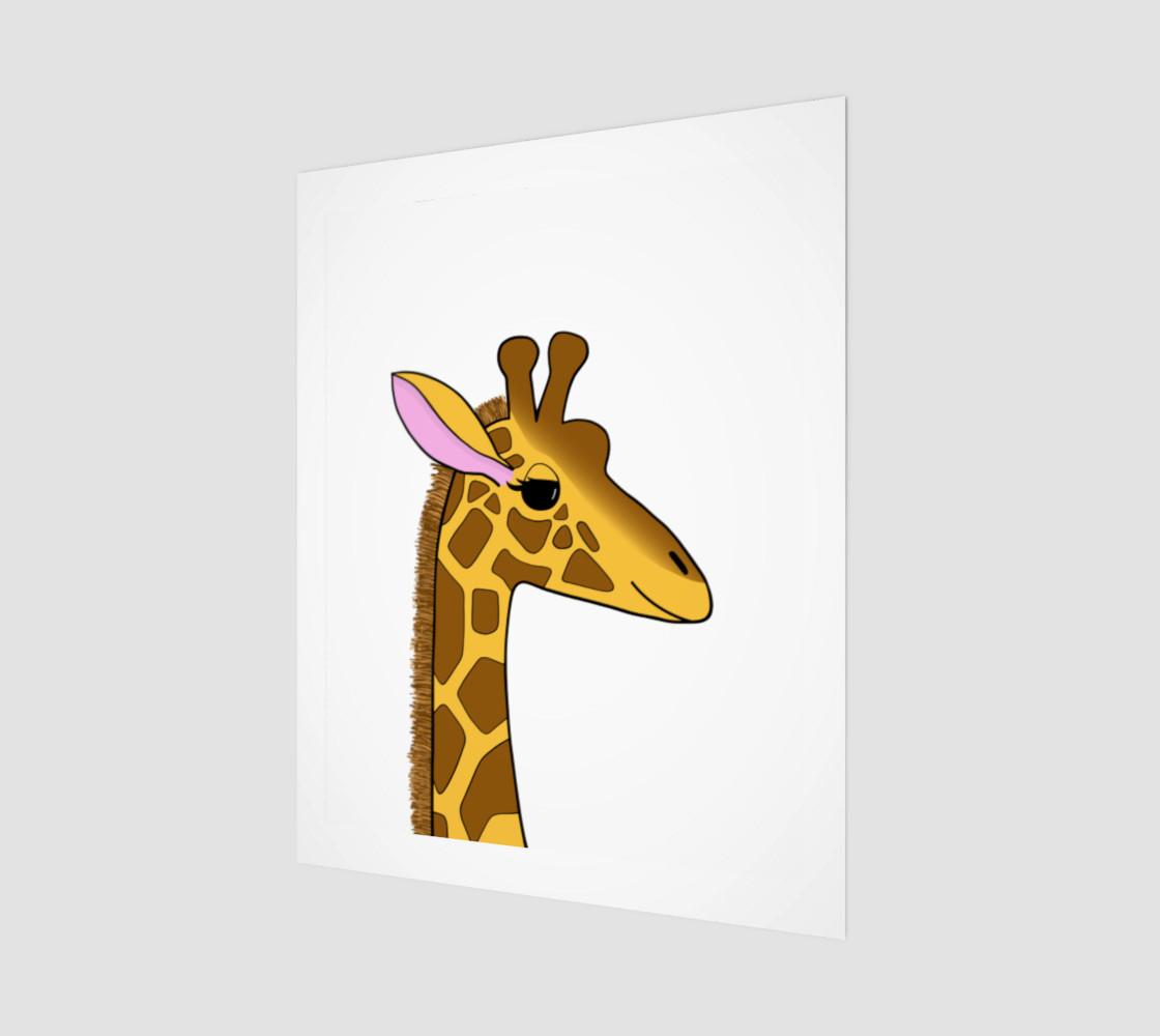 Aperçu de Georgia the Giraffe Artwork - 16 #1