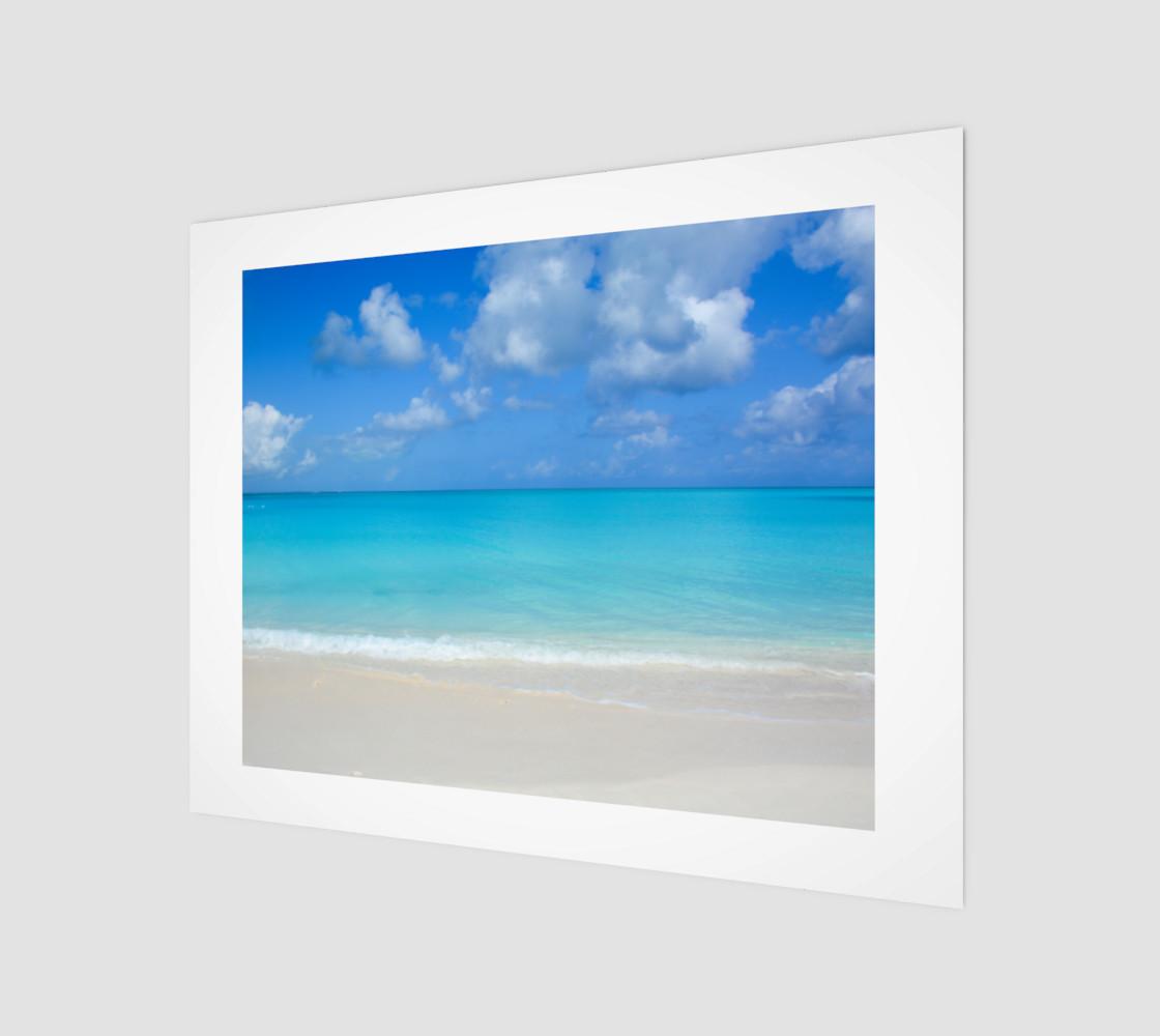 Aperçu de Grace Bay Beach Wall Art ~ Turks and Caicos Islands  #1