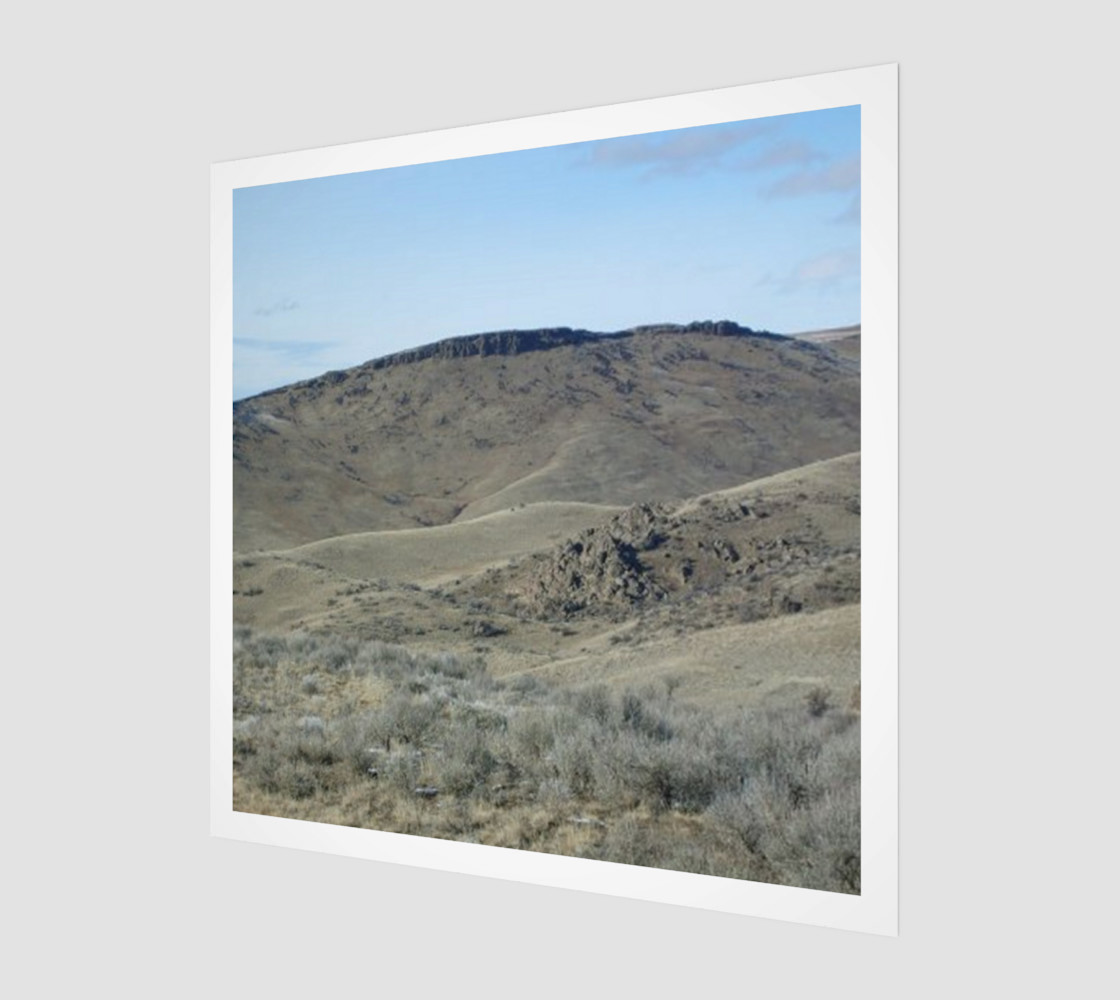 Foothills Wall Art preview #1