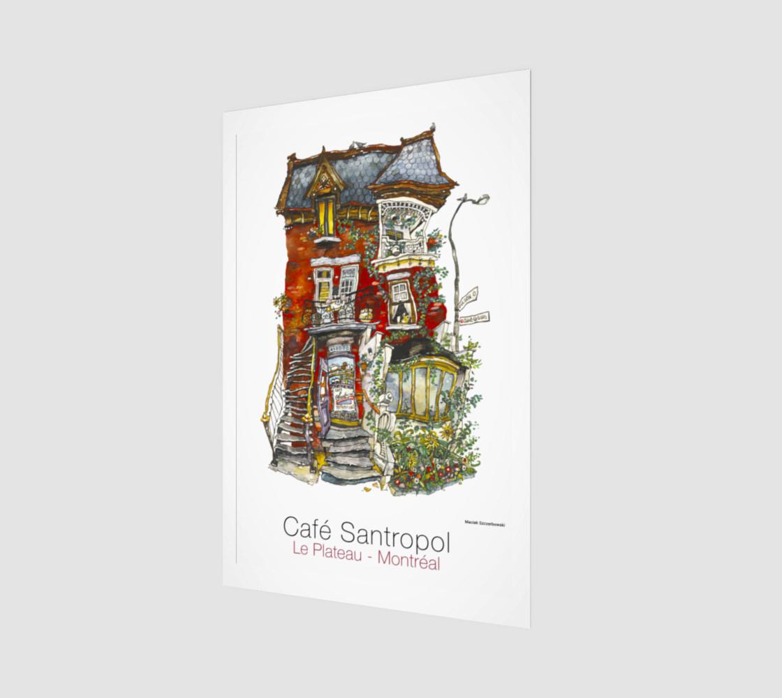 Cafe Santropol - Saint - Urbain & Duluth preview #1