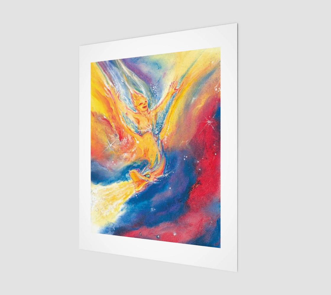 09 Prillowill, Spirit of Fire - Adventure - Sagittarius preview #1