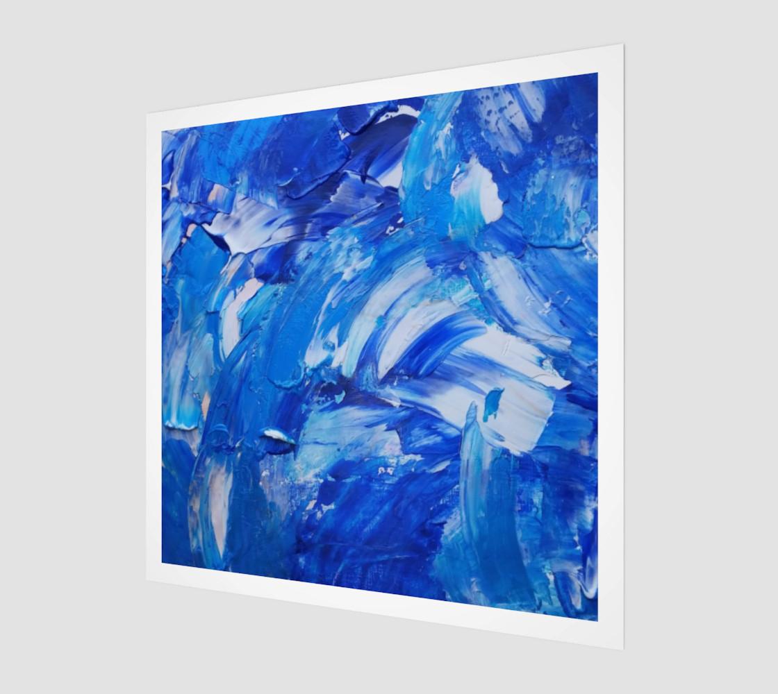 Aperçu de Blue Splash #1