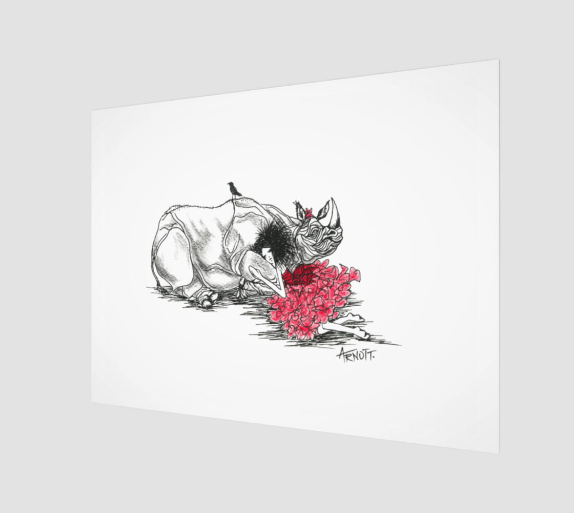Red Rhino print preview #1