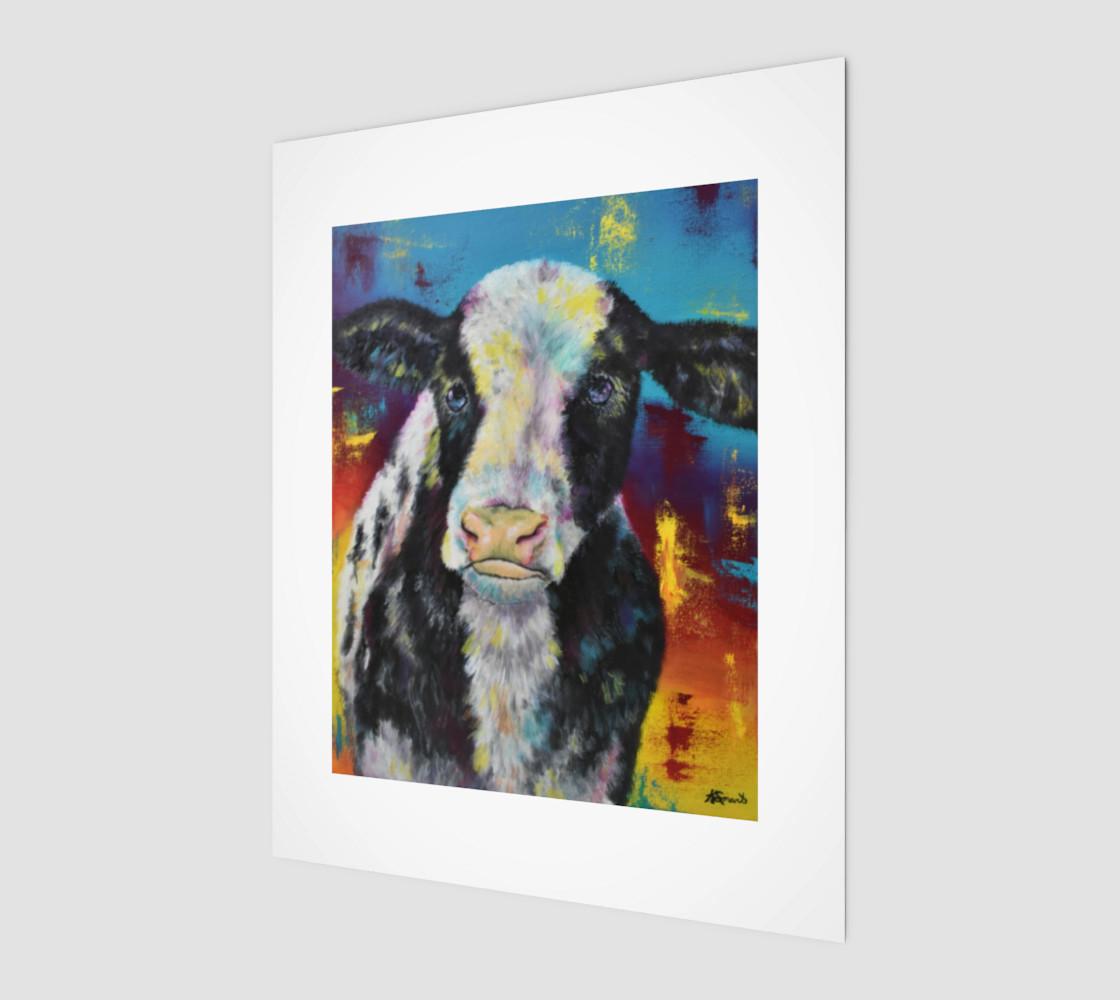 Aperçu de Color Cow #1