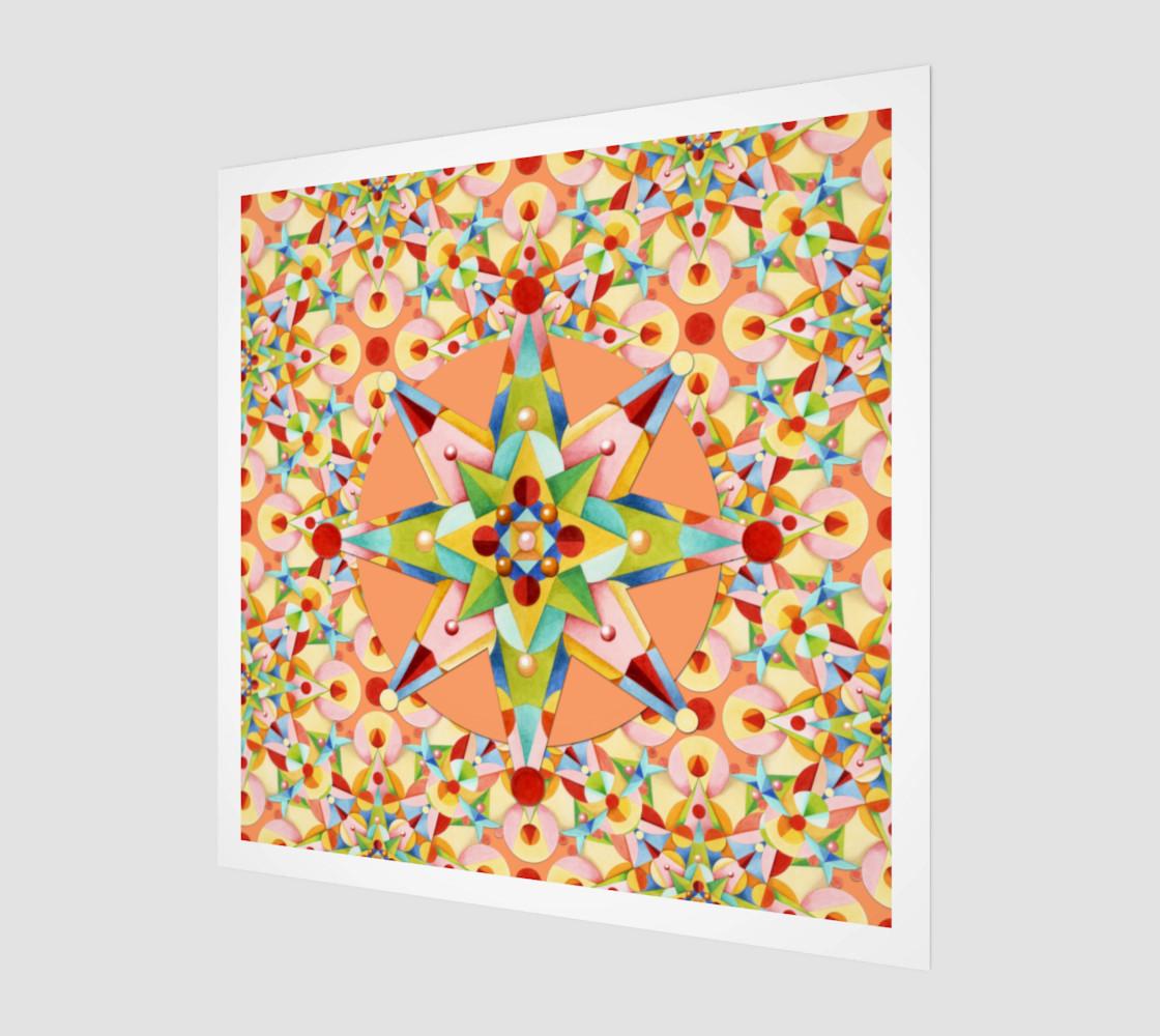 Aperçu de Starburst Confetti #1