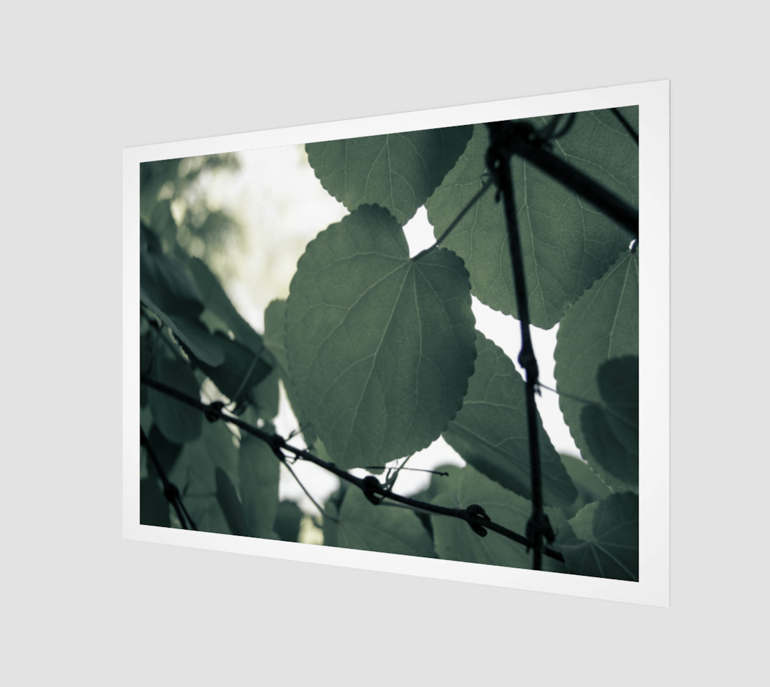 Green Leaves 3D preview