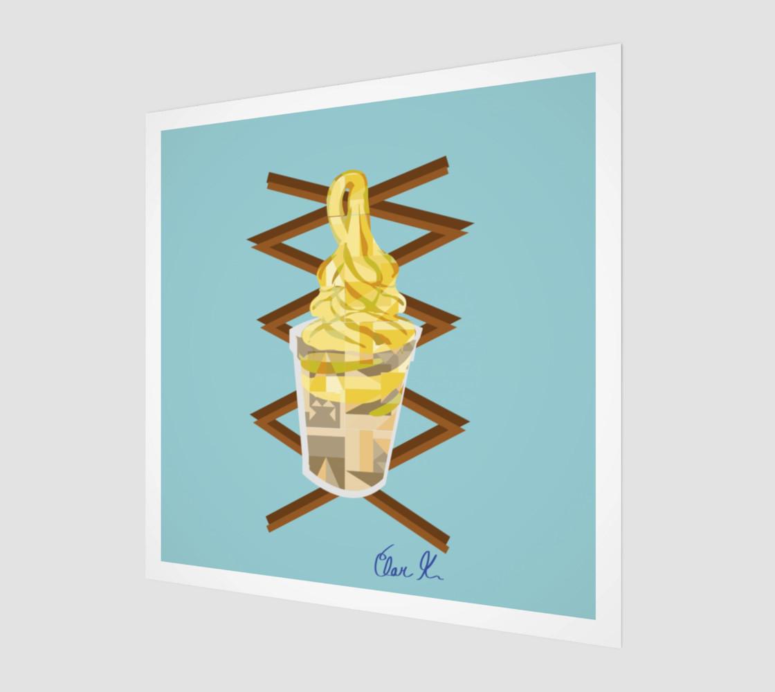Aperçu de Tropical Dessert Inspired #1