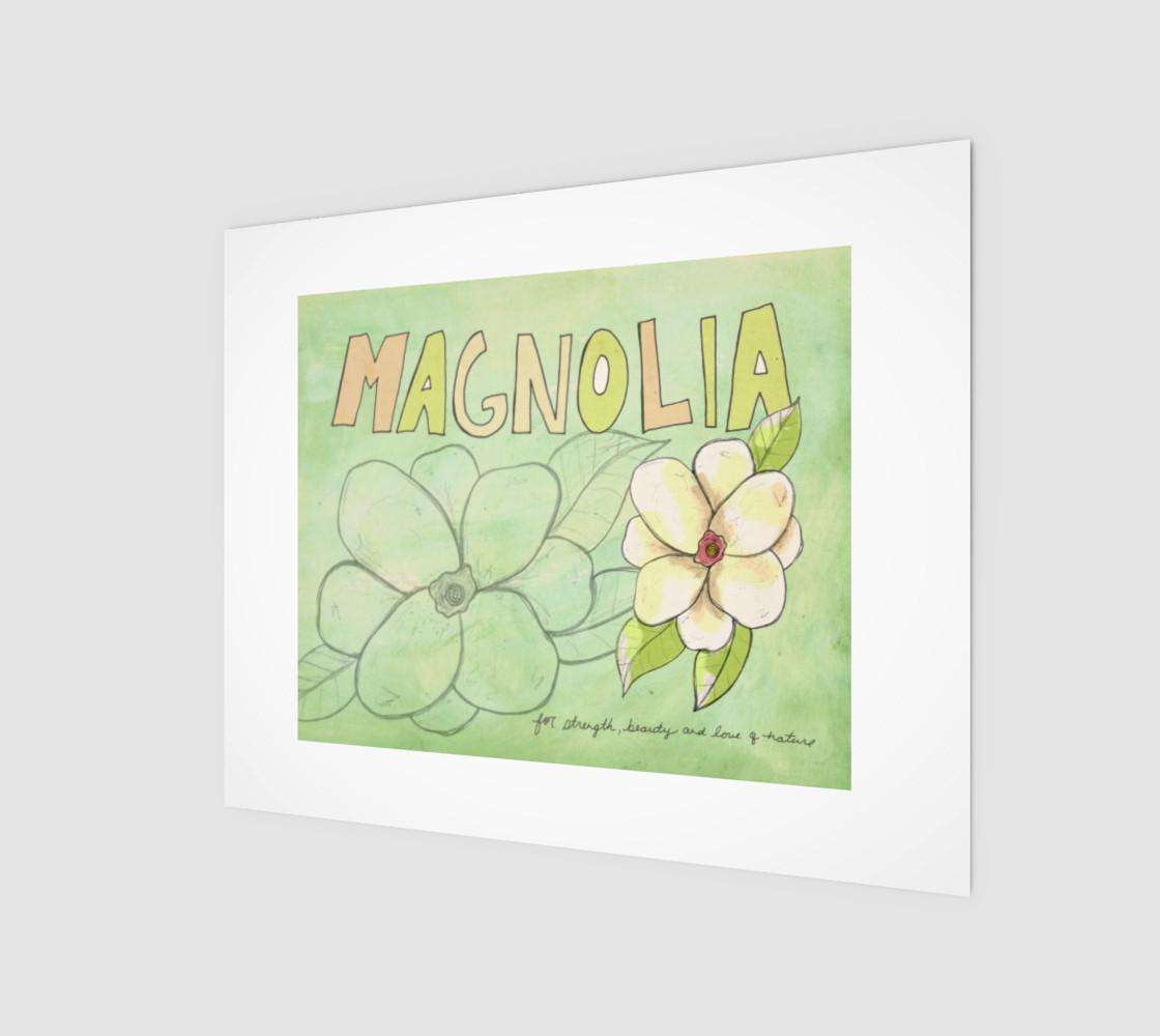 Magnolia 8x10 preview #1