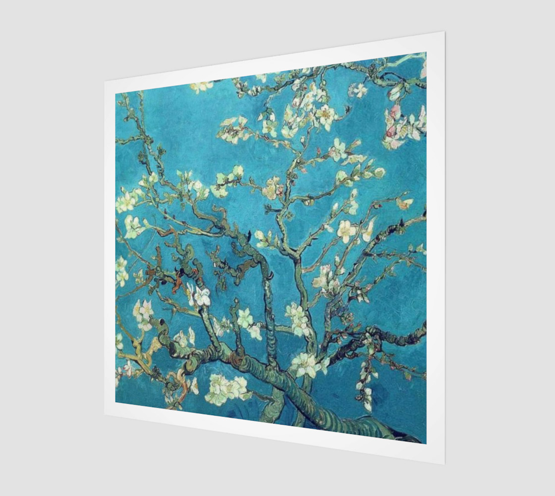 almond blossoms preview #1