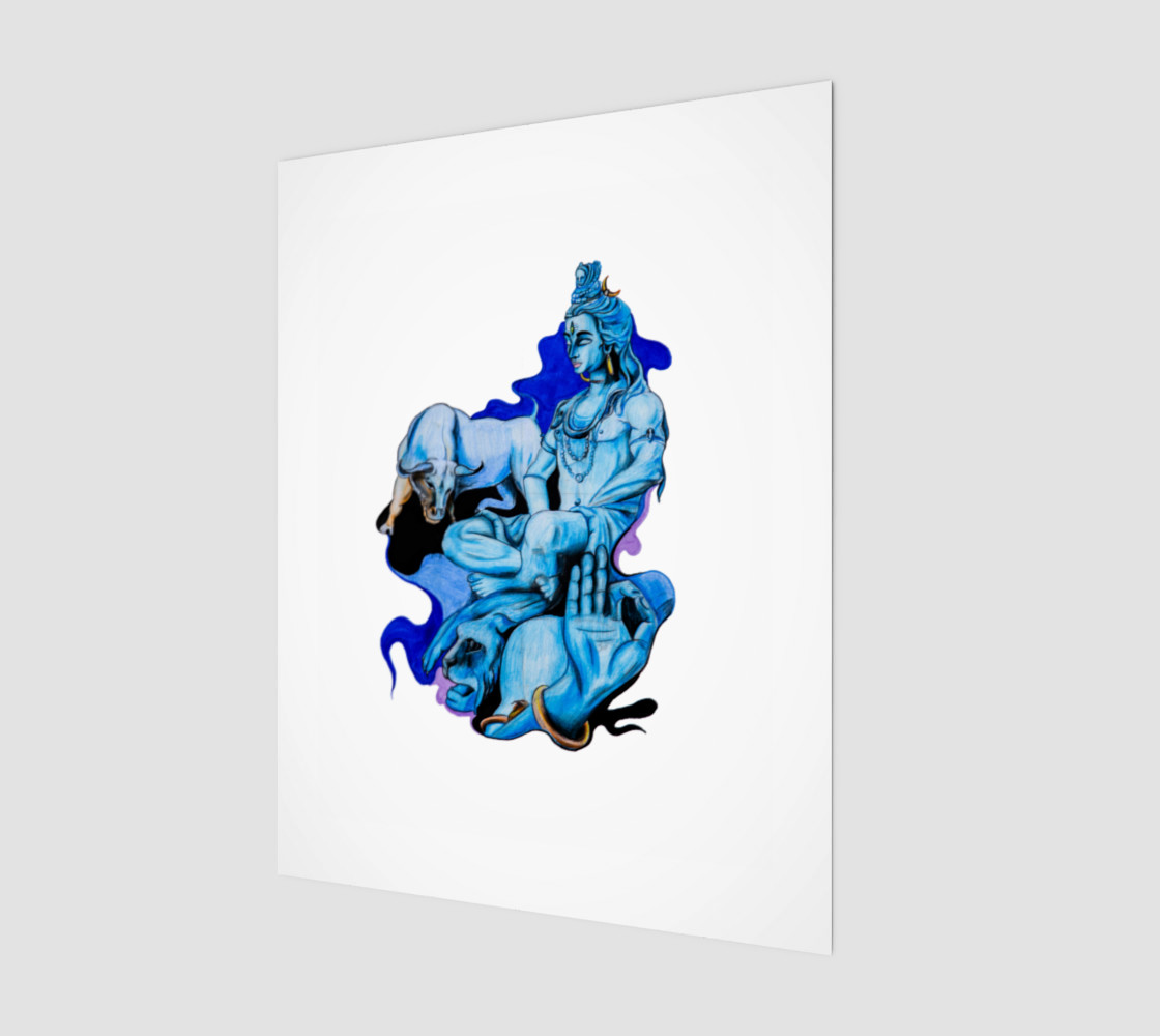 Shiva art preview #1