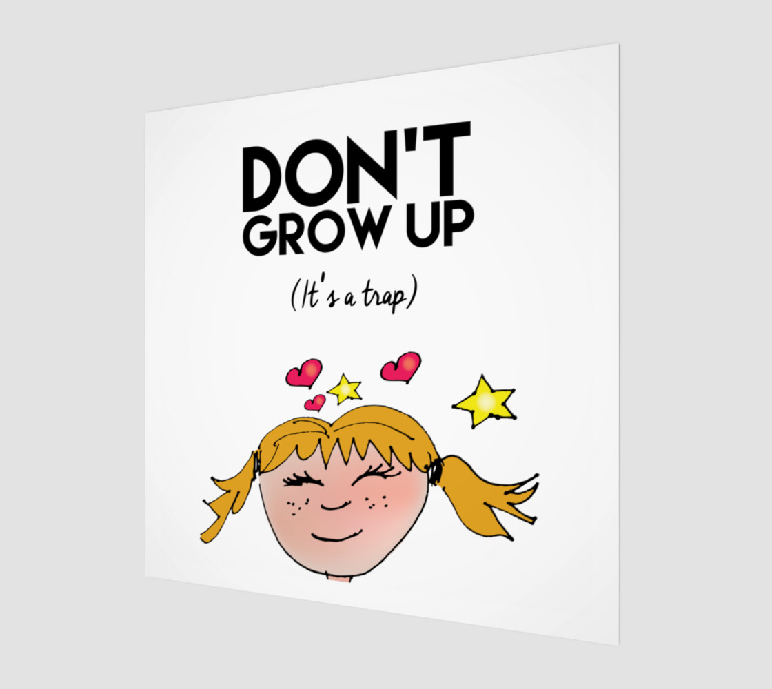Don't Grow Up preview #1