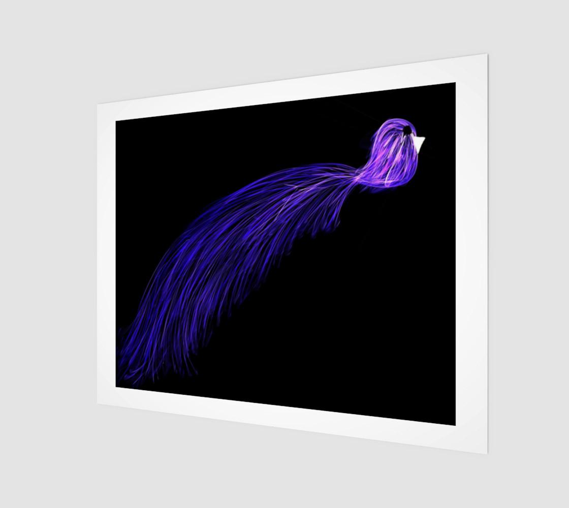 purple bird preview #1