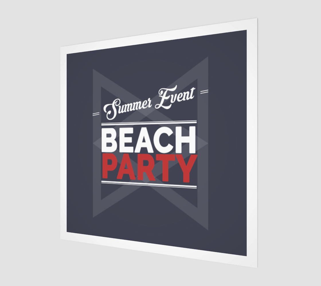 beach party preview #1