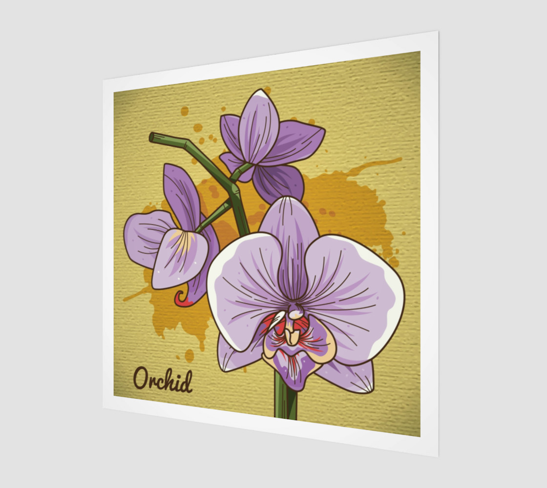 Elegant Orchid preview #1