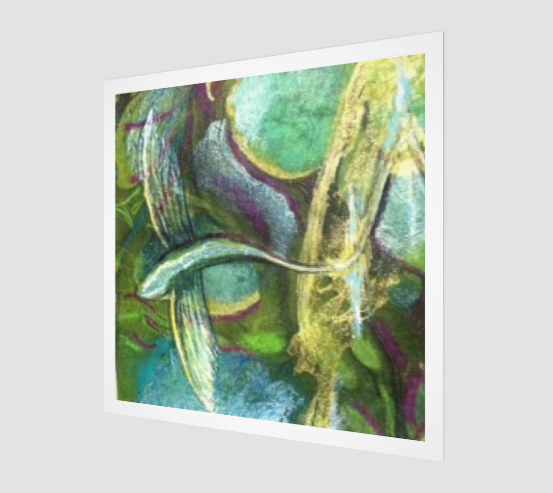 Catalina Flying Fish Single Wall Art preview #1
