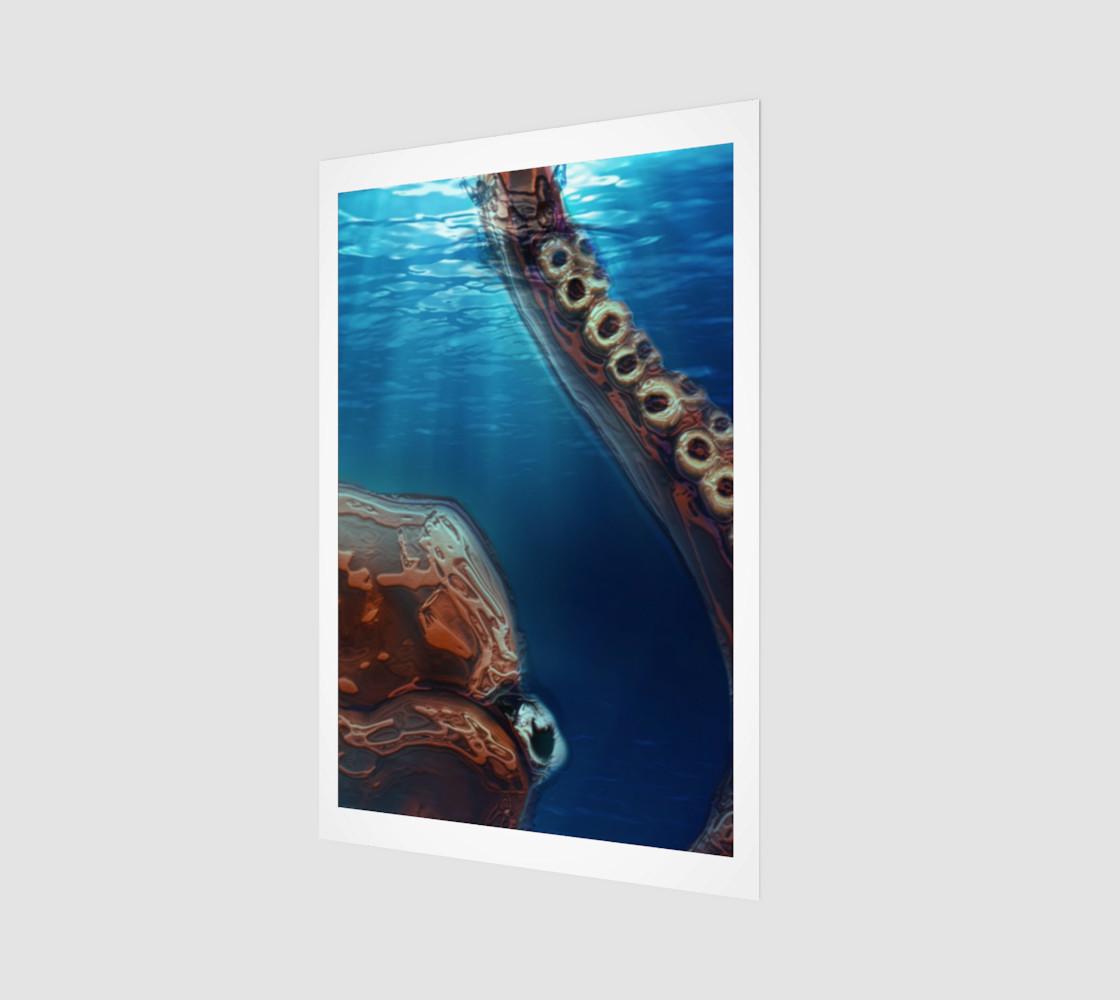 Aperçu de Octopus Print #1