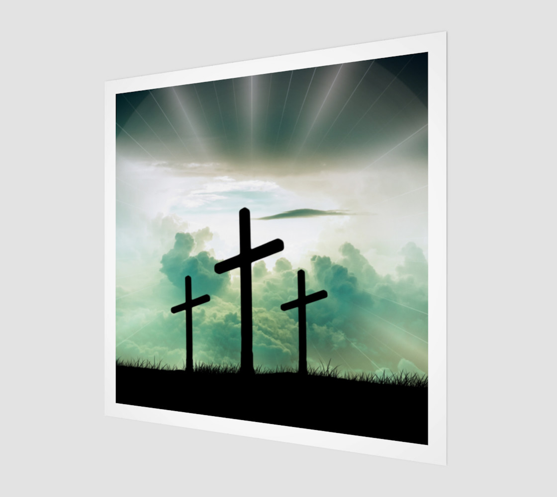 Calvary Wall Art preview #1