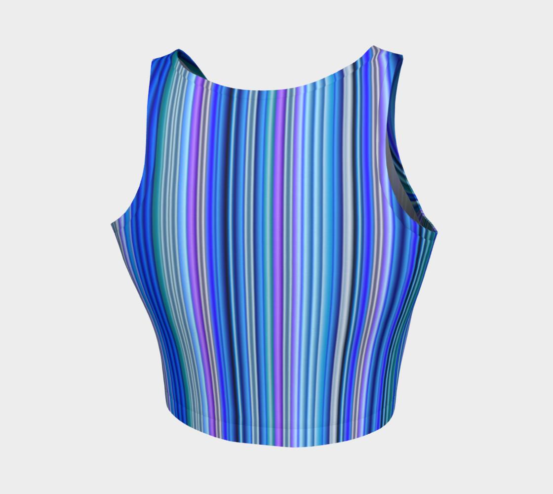 Vibrant vertical stripes preview #2