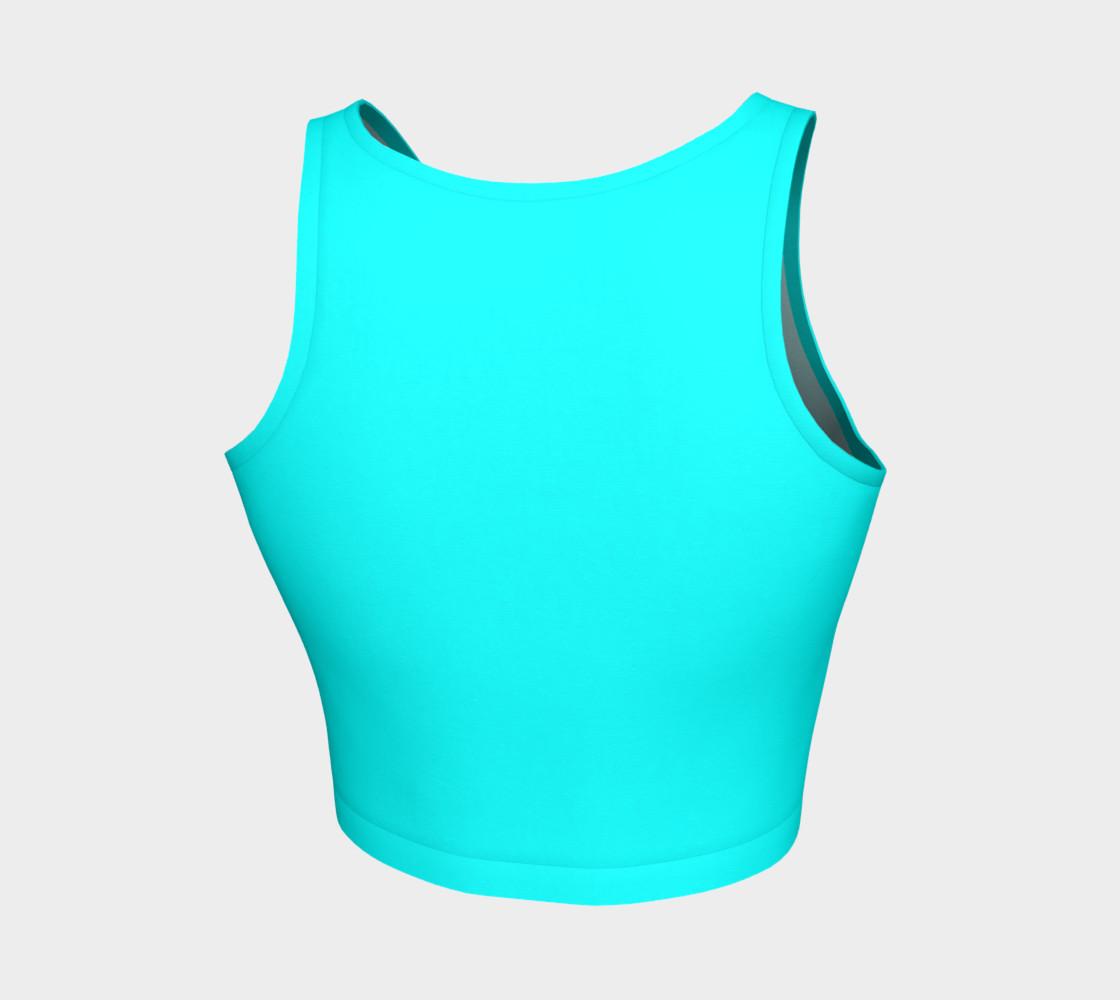 Aperçu de Solid Aqua Blue #2